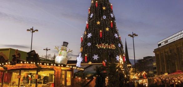 Dortmund Weihnachtsmarkt.Siepen Reisen Weihnachtsmarkt Dortmund